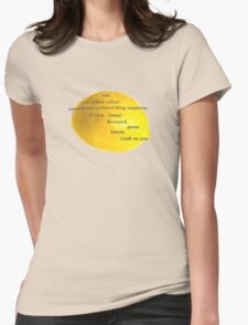 Lemon, i have a crush on you! T-Shirt