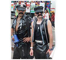 Gay Pride Brighton 2010 No5 Poster