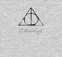 'Calmly' Unisex T-Shirt