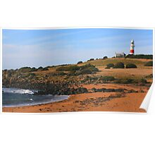 Low Head Lighthouse Tasmania Poster