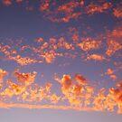 dancing clouds by gail woodbury