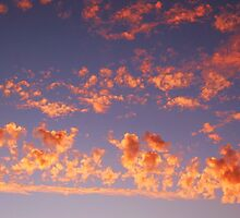 dancing clouds by gail woodbury