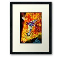 JACOB'S LADDER 2011 Framed Print