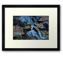 Bridal's Base. Framed Print