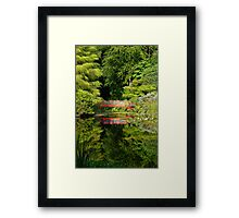 Portmeirion Reflections Framed Print