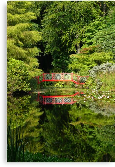 Portmeirion Reflections by kernowseb