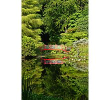 Portmeirion Reflections Photographic Print