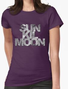 Sun Kil Moon A Womens Fitted T-Shirt