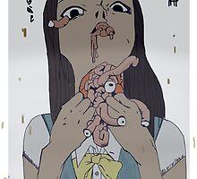 Life Is Strange - Dark Room Painting by nicolascagedesu