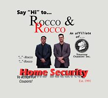 Rocco and Rocco Home Security (alt. design) Unisex T-Shirt