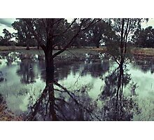 Rains in the King valley 2 Photographic Print