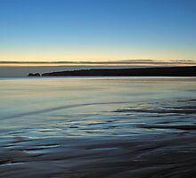 Studland - Under Ballard Down by delros