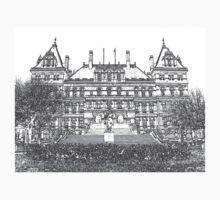 NYS Capitol Building - Albany NY One Piece - Long Sleeve