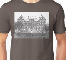 NYS Capitol Building - Albany NY Unisex T-Shirt