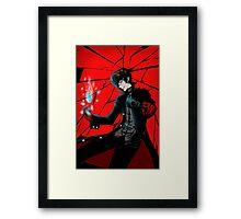 Phantom Thief Framed Print