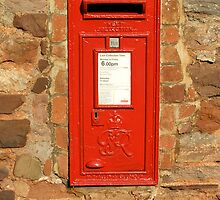 Postbox by JanBenjafield