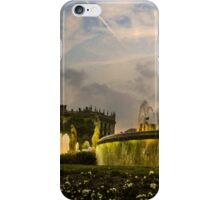 The great gig in the sky - Barcelona iPhone Case/Skin