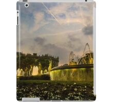 The great gig in the sky - Barcelona iPad Case/Skin