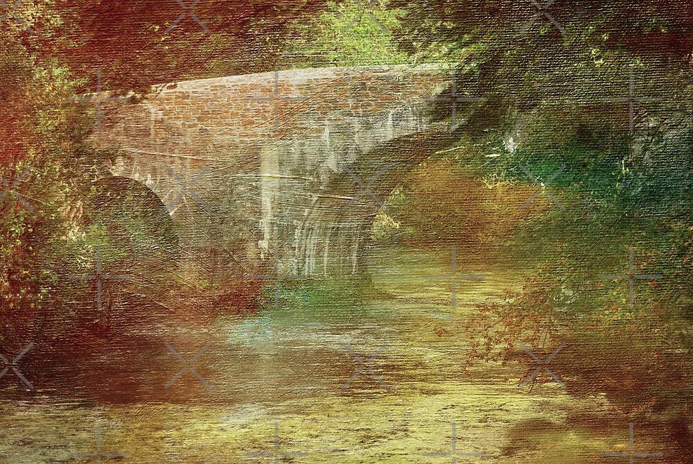 Respryn Bridge  by Catherine Hamilton-Veal  ©