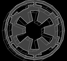 Star Wars Imperial Crest - 1 by andymania