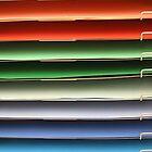 Cardboard Rainbow by Monnie Ryan