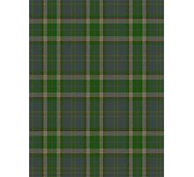 00102 Bahamas District Tartan Photographic Print
