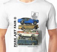 PAFI© 2011 design by Stephen Brook Unisex T-Shirt