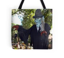Welcome to my abode Tote Bag