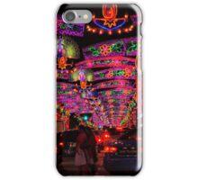 The Festival of Light DOF iPhone Case/Skin