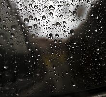 CAR WITH A VIEW I by June Ferrol