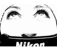 nikon Photographic Print