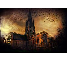 Church In Witney Photographic Print