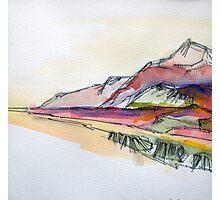 Albascape II - Scottish Highlands Photographic Print