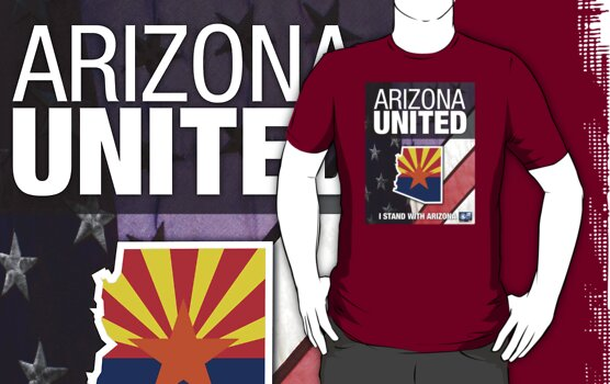 Arizona United by George Lenz