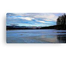 Kezar Lake (Upper Bay) - Morning Light Canvas Print