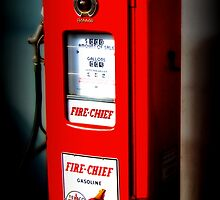 Fire Chief by Rodney Williams