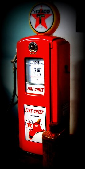 Fire Chief by Rodney Lee Williams