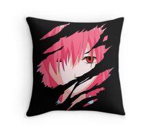elfen lied lucy anime manga shirt Throw Pillow