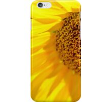 Every Sunflower Has a Tale to Tell iPhone Case/Skin