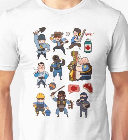 Team Fortress 2 / SD All Class Unisex T-Shirt