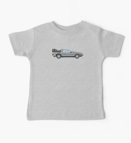 Back to the Future Baby Tee