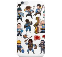 Team Fortress 2 / SD All Class iPhone Case/Skin