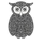 Owl  by Zoe Gwendoline