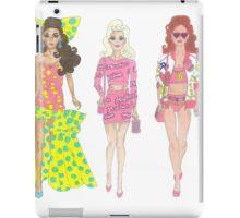 Moschino Barbies iPad Case/Skin