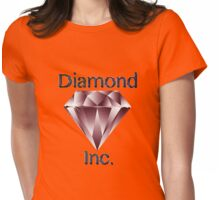 Diamond Inc Womens Fitted T-Shirt