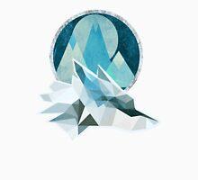 Frost Wolf Mountain Unisex T-Shirt