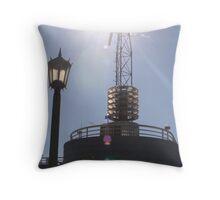Higher Light Throw Pillow