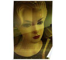 Mannequins  Reflets Poster