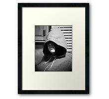 Assassino Framed Print