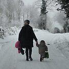Off to Nursery School by Carol Walker